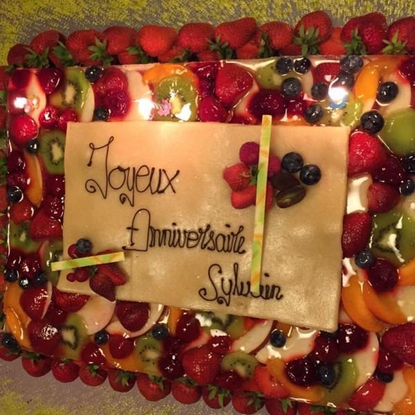 bon anniversaire sylvain