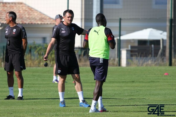 Henri Saivet et Willy Sagnol
