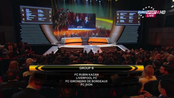 Tirage europa league 2015