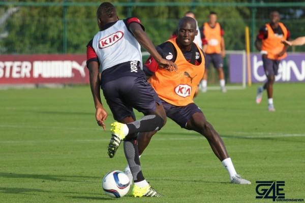 Cédric Yambéré et Abdou Traoré