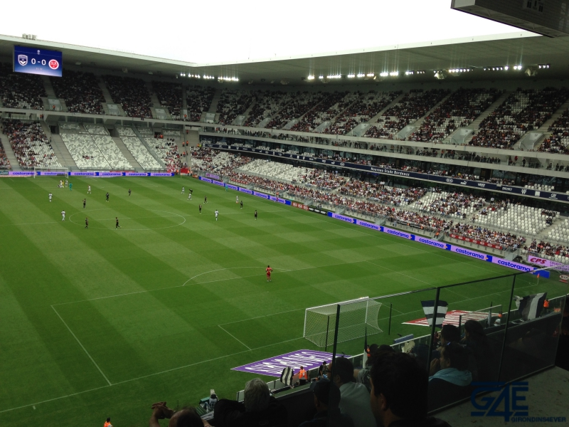 Stade Bordeaux Reims J1