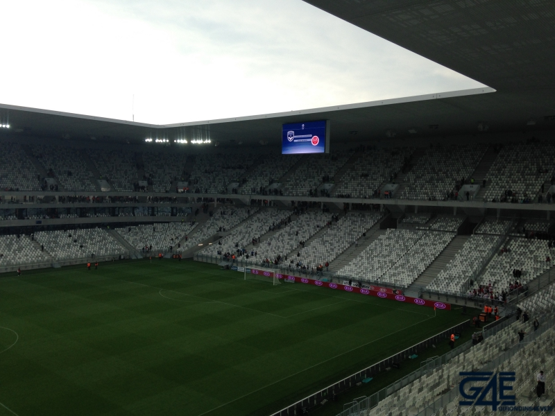 Stade Bordeaux Reims J1