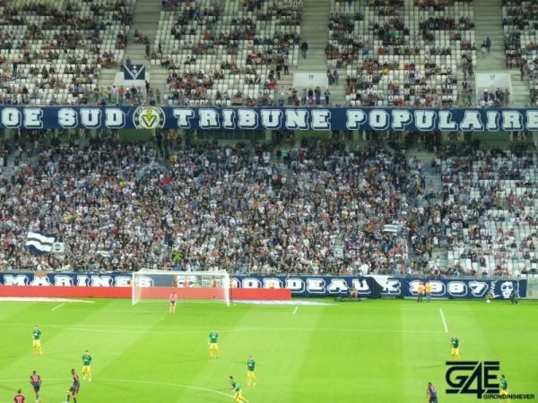 Ultras Virage Sud Nouveau Stade Tifo