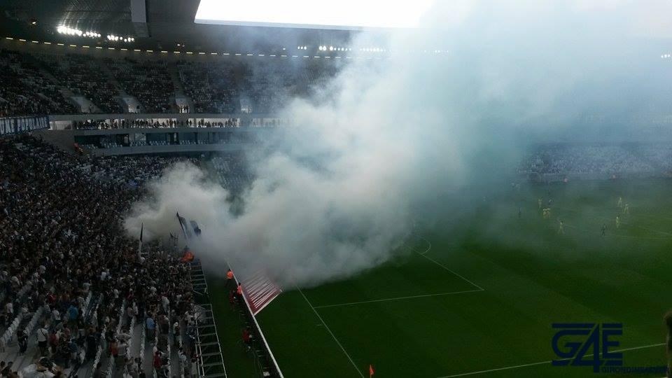 fumigènes Nantes