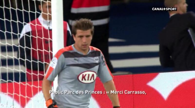 J+1 PSG Bordeaux Carrasso