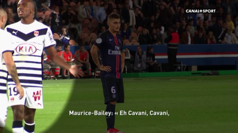 J+1 PSG Bordeaux Maurice-Belay
