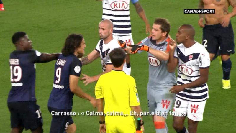 J+1 PSG Bordeaux Carrasso Pallois Maurice-Belay