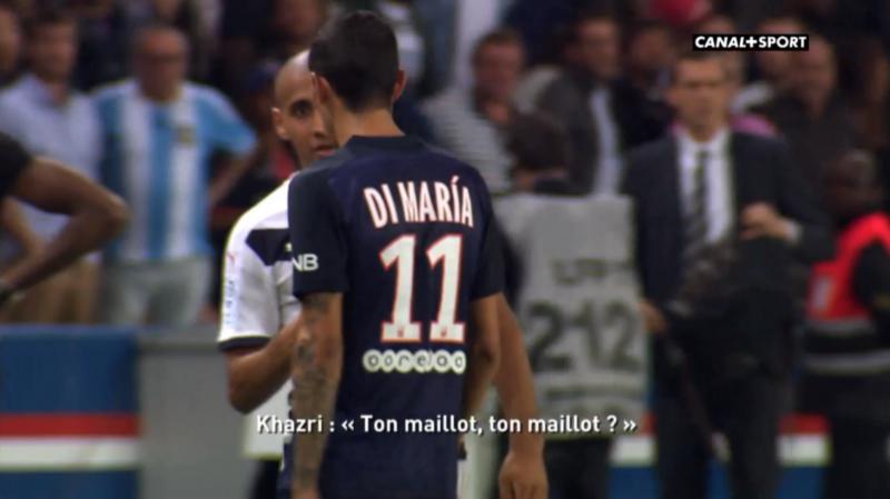 J+1 PSG Bordeaux Di Maria Khazri