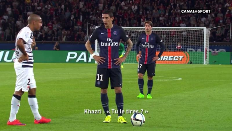 J+1 PSG Bordeaux Khazri Di Maria