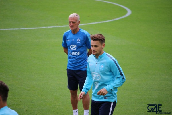 Deschamps Debuchy