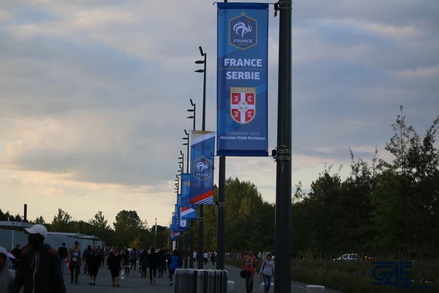 Matmut Atlantique Equipe de France