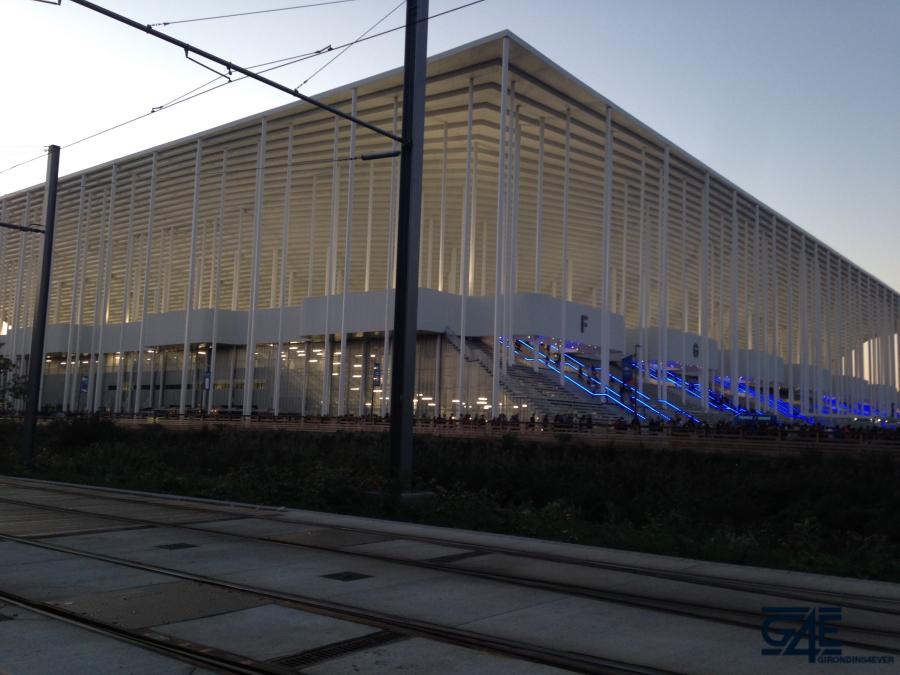 Stade Matmut Atlantique Equipe de France