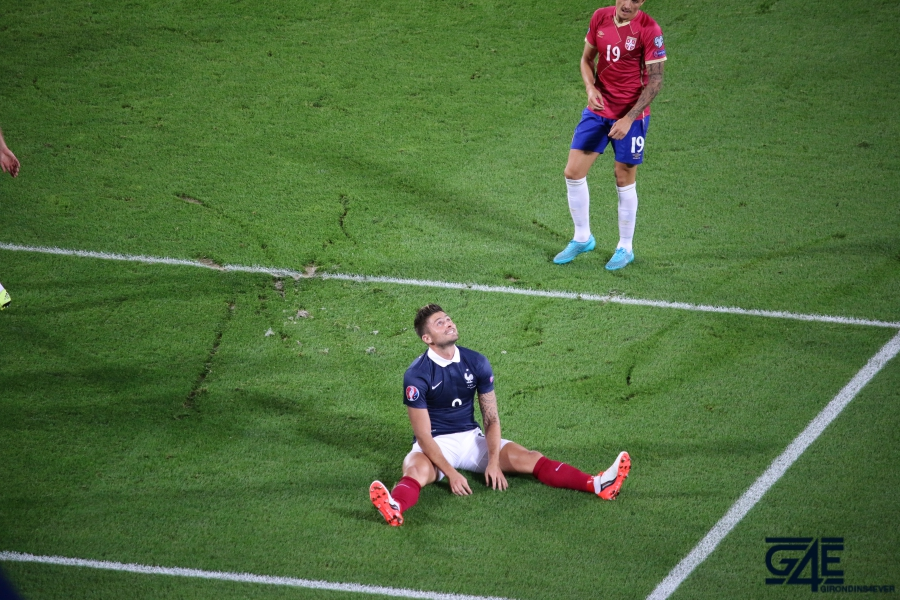 Equipe de France Olivier Giroud