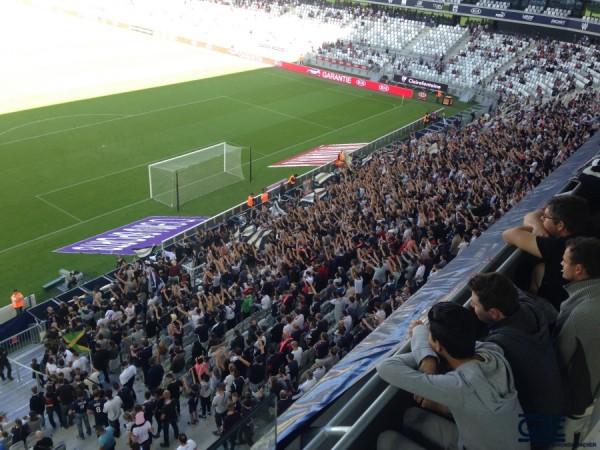 Stade Matmut Atlantique Bordeaux Toulouse