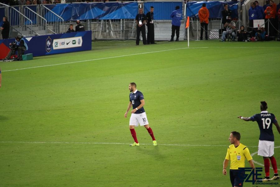 Equipe de France Karim Benzema