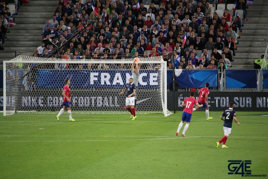 Equipe de France Benzema