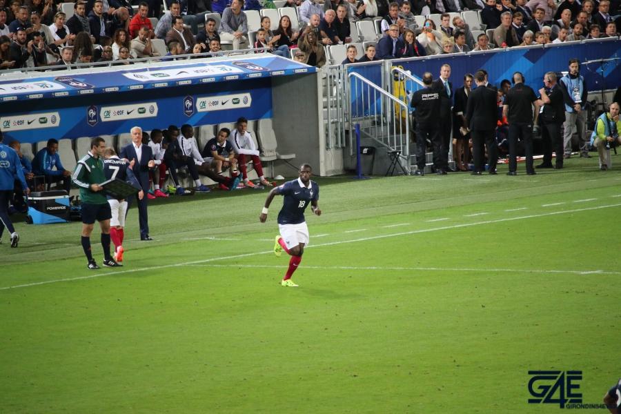 Equipe de France Sissokho