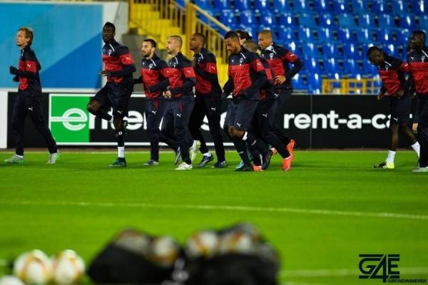 Groupe Ligue Europa Kazan