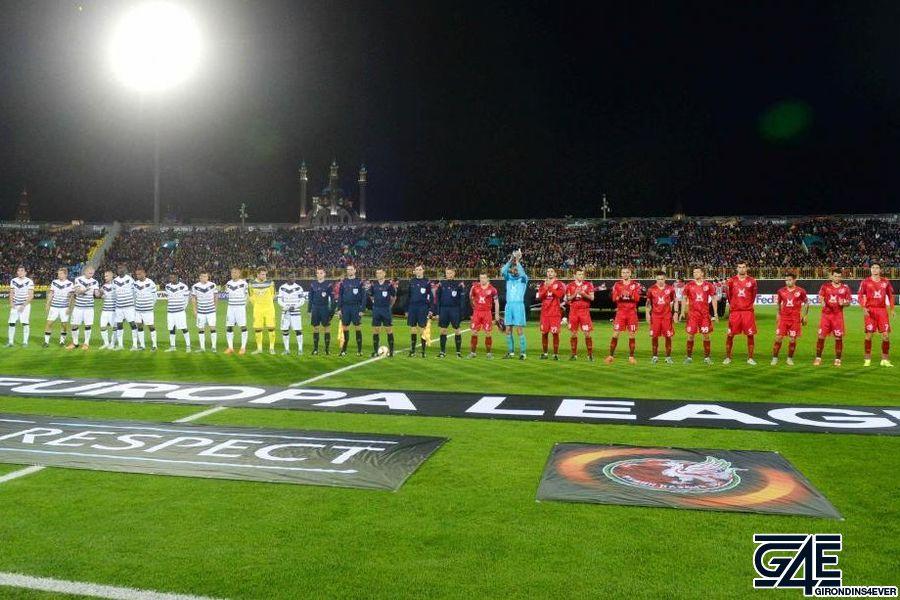 Ligue Europe Rubin Kazan photo equipe