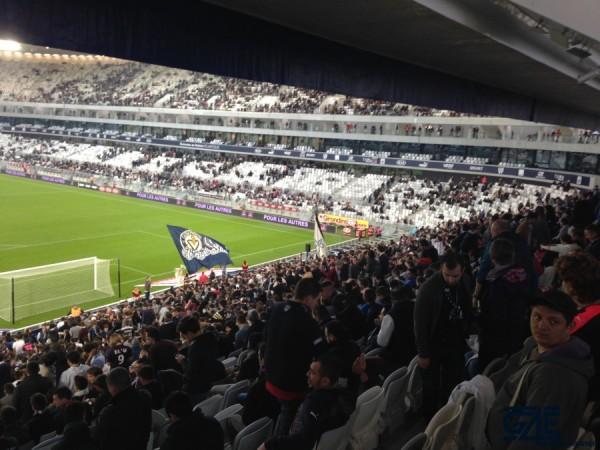 Bordeaux Troyes Stade Matmut Atlantique