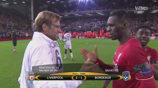 Liverpool 2-1