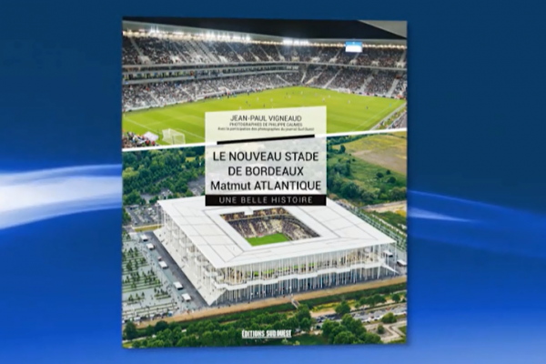 Jean-Paul Vigneaud Livre Nouveau Stade 2