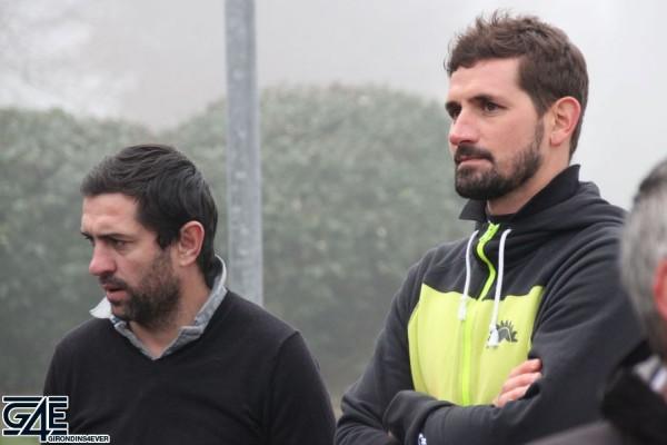 Bruno Da Rocha et Nicolas Sahnoun