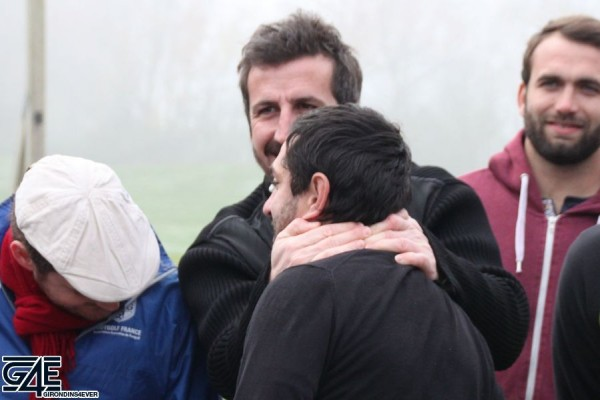 Johan Micoud et Bruno Da Rocha