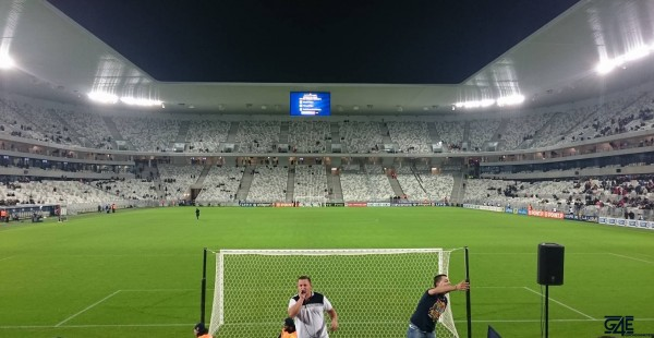 Stade vide Lorient CDL