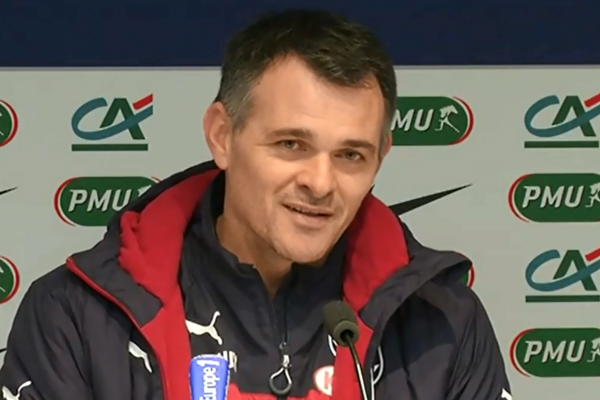 Willy Sagnol Coupe de France 2