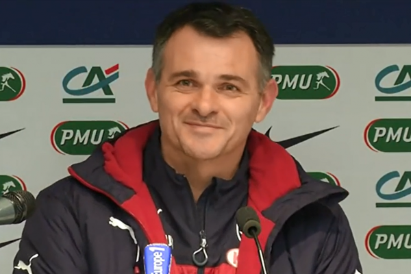 Willy Sagnol Coupe de France 3