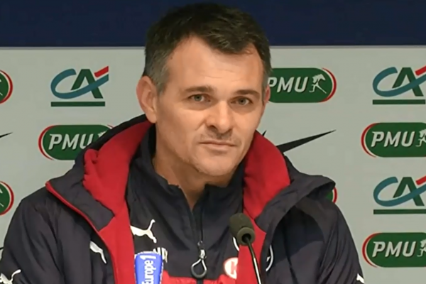 Willy Sagnol Coupe de France