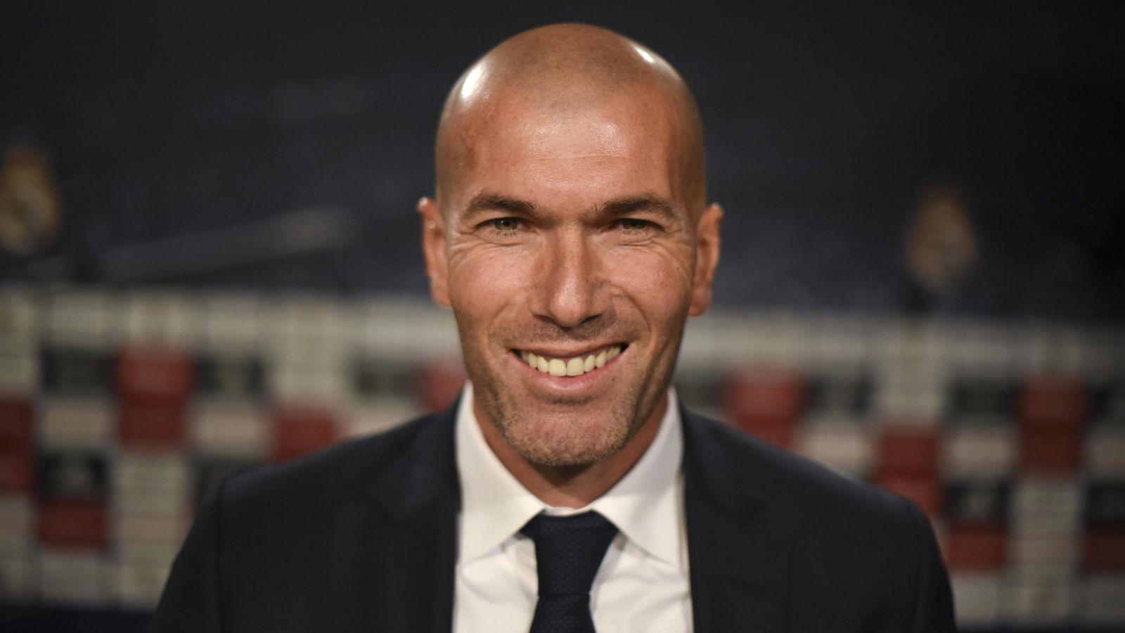 Zidane AFP
