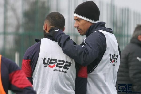 Vieira Jussiê et Thomas Touré