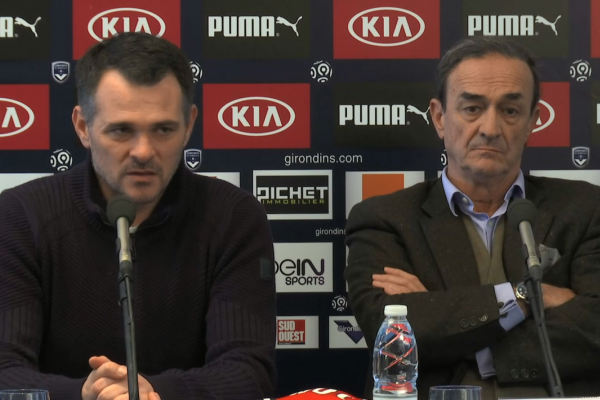 Willy Sagnol et Jean-Louis Triaud 2