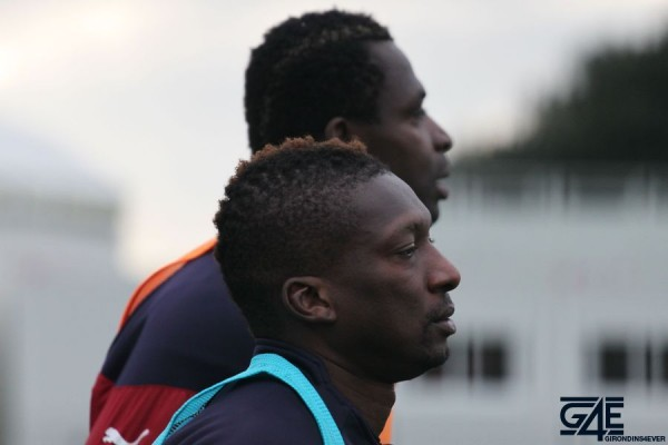 Abdou Traoré et Cheick Diabaté