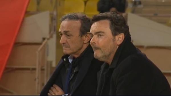 Alain Deveseleer et Jean-Louis Triaud 2