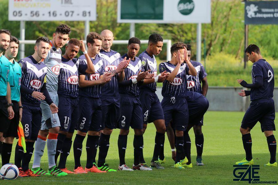 Calendrier Des Girondins De Bordeaux.Cfa2 Le Calendrier Des Girondins De Bordeaux Girondins4ever