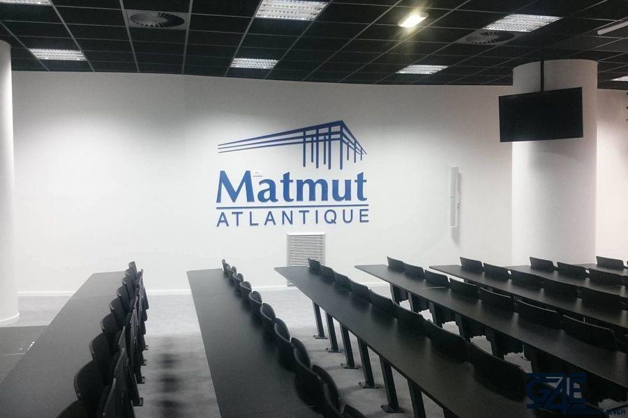 salle de presse Matmut Atlantique