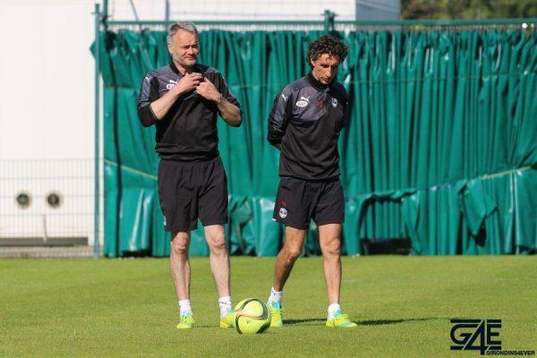Franck Chaumin et Pierre Espanol