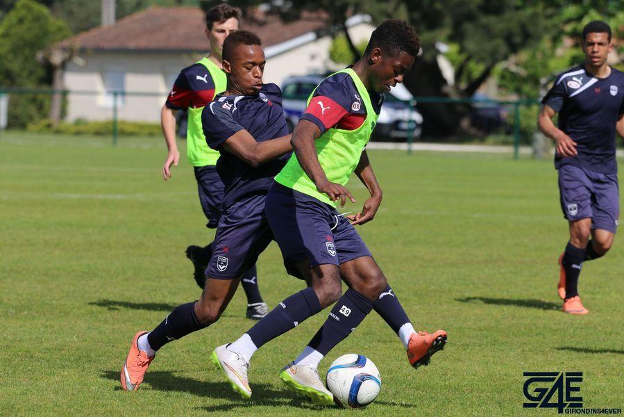 Ibrahim Diarra, David Sambissa