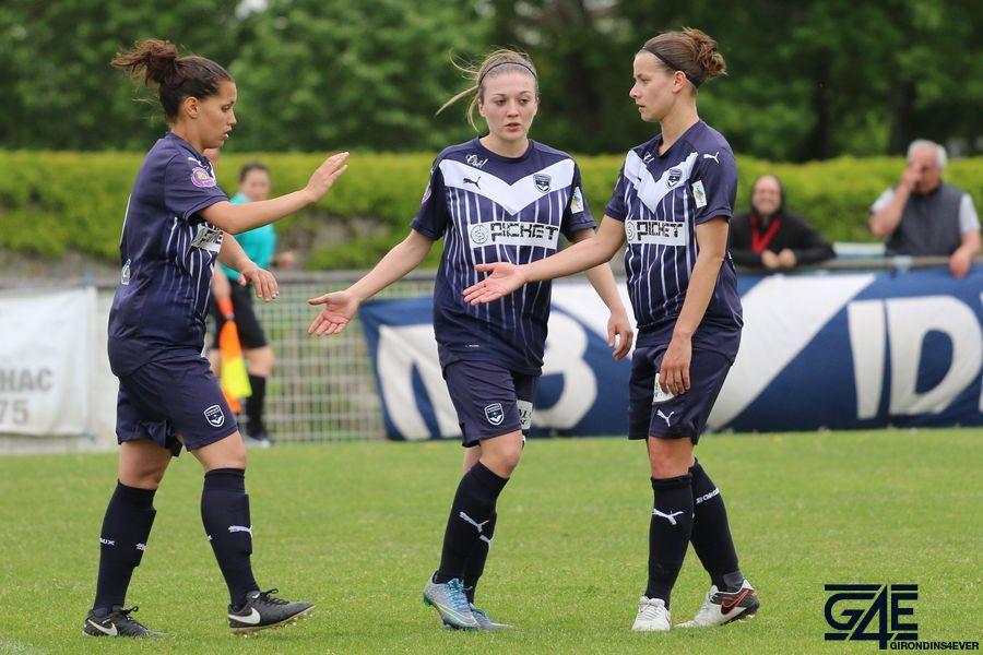 Sarah Cambot, Andréa Kardez et Chloé Billaud