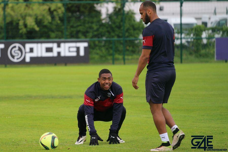 Malcom et Thomas Touré