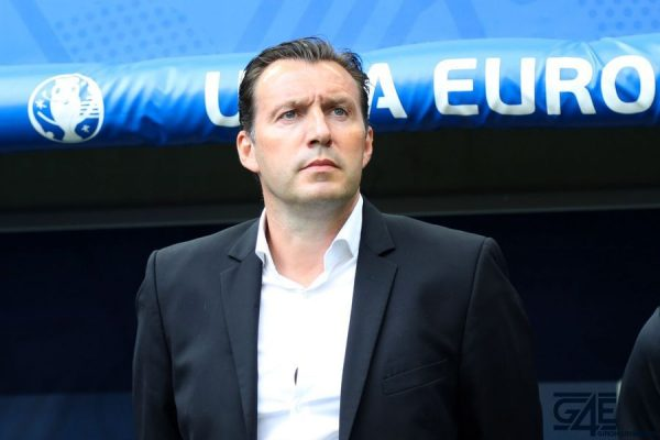 Belgium v Republic of Ireland – Group E: UEFA Euro 2016 Marc Wilmots