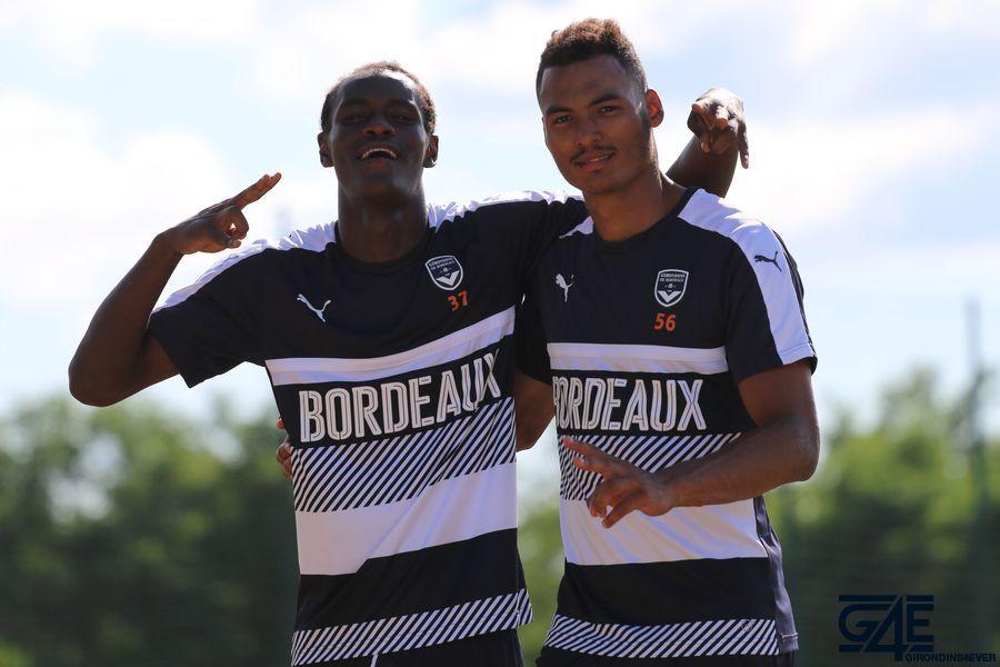 Hervé Mombela et Olivier Verdon