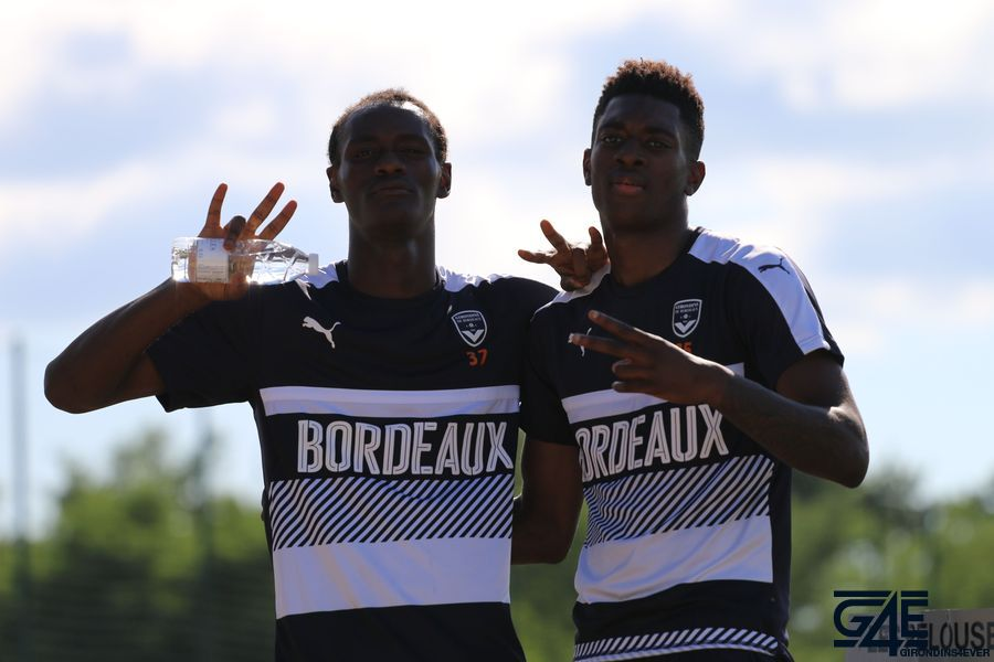 Hervé Mombela et Jorris Romil