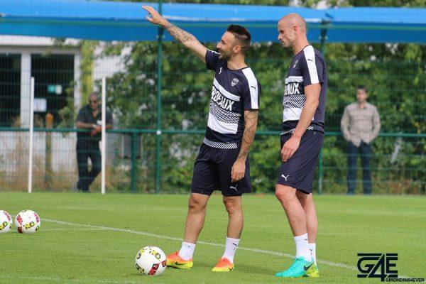 Diego Contento et Nicolas Pallois