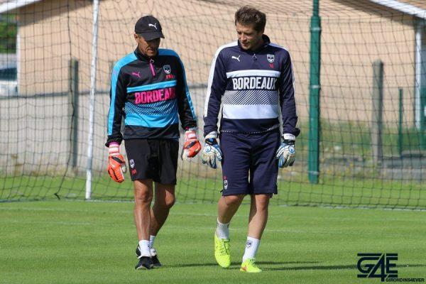 Franck Mantaux et Cédric Carrasso