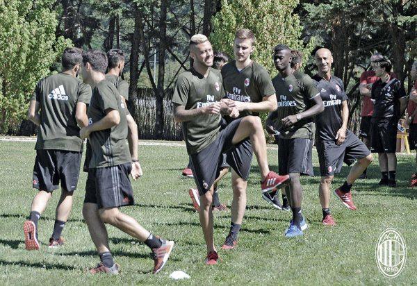Photo Milan AC