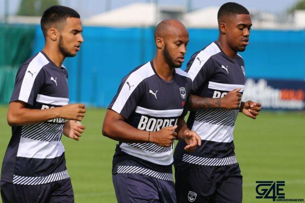 Adam Ounas, Thomas Touré et Malcom